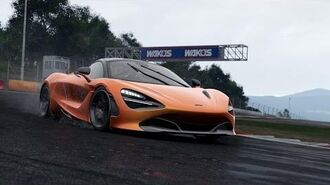 Project CARS 2 - McLaren 720S Trailer