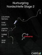Nürburgring Nordschleife Stage 2
