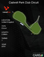 Cadwell Park Club Circuit