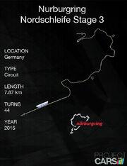 Nürburgring Nordschleife Stage 3