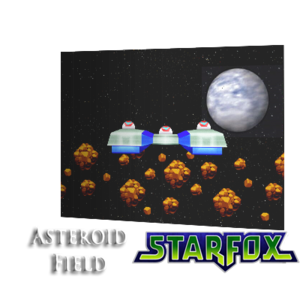 Asteroidfield