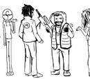 Kurogane's Assassins