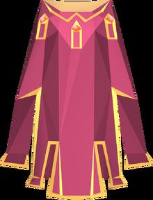 Max cape detail