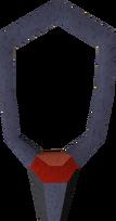 Amulet of fury detail