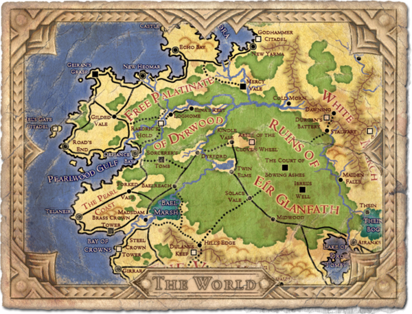 Pillars of eternity pillars of eternity wiki fandom powered by wikia pillars of eternity takes place in a brand new as yet unnamed world while the game and its lore is far from complete a tentative map is found below gumiabroncs Images