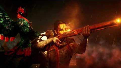 Pillars of Eternity II Deadfire Launch Trailer (PEGI version)