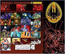 Banzai wallpaper 2