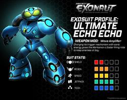 Ultimate Echo Echo Stats