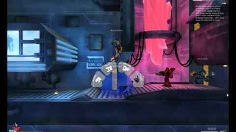 Project Exonaut Gameplay - Ice King