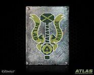 Exo atlas logo