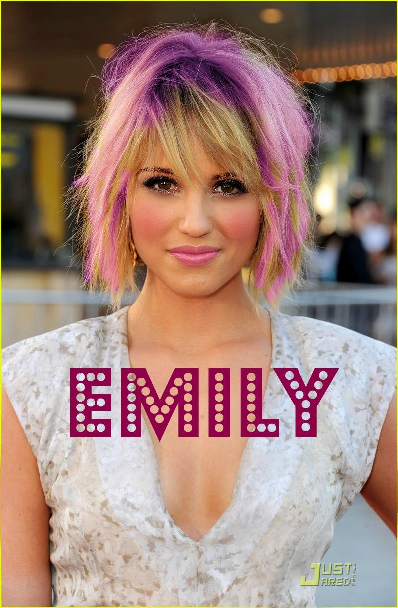 Emily Vancamp Project Glee Wiki Fandom Powered By Wikia