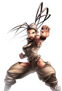 Ibuki Pin Up by UdonCrew
