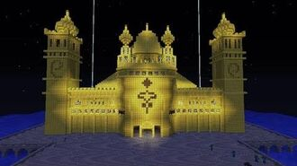 Probending Arena in Minecraft