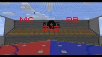 Minecraft Probending 3v3 Cod Dragon Clancy vs Wise Rtum Rocker