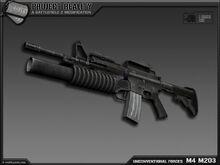 M4 M203