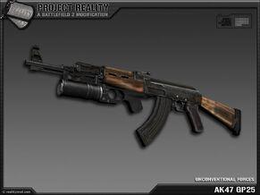 AK-47 GP-25