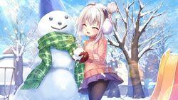 Enjoy winter ii haku