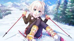 Enjoy winter i haku