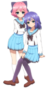 Kae and Kasumi (1)