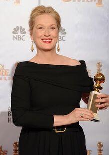 Meryl+Streep+Chris+March+5