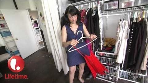 Valerie Mayen's Closet Tour Lifetime