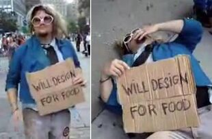 Jay homeless