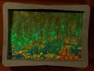 Painting underwater
