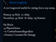 Flared Longblade