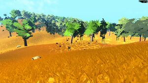 Battlemaster settlement island