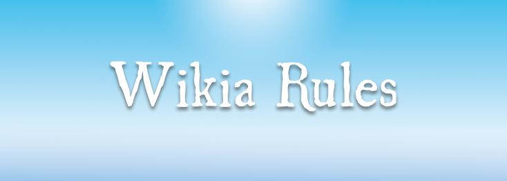 WikiaRules