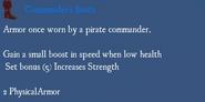 Commander'sBoots