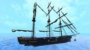Fifth figure ship