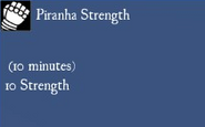 Piranha Strength