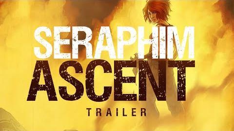 Seraphim ASCENT (Book Trailer)