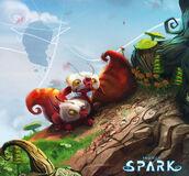 Squirrel spark