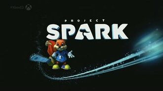 Project Spark E3 2014 Gameplay Trailer (Featuring Conker from Conker's Bad Fur Day)
