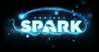 Project Spark Logo Energy on black