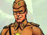 Soldier Unknown