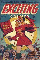 Exciting Comics Miss Masque