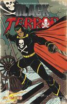 Black Terror 1C Romita Colored