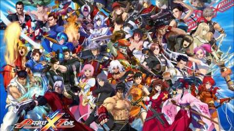 Music Project X Zone -Ride the Tiger-『Extended』