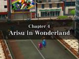 Chapter 4: Arisu in Wonderland