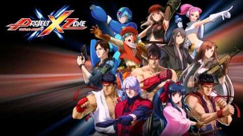 Music Project X Zone -Irruption B -『Extended』