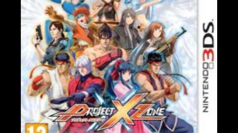 Project X Zone OST (God Eater) - Over the Clouds