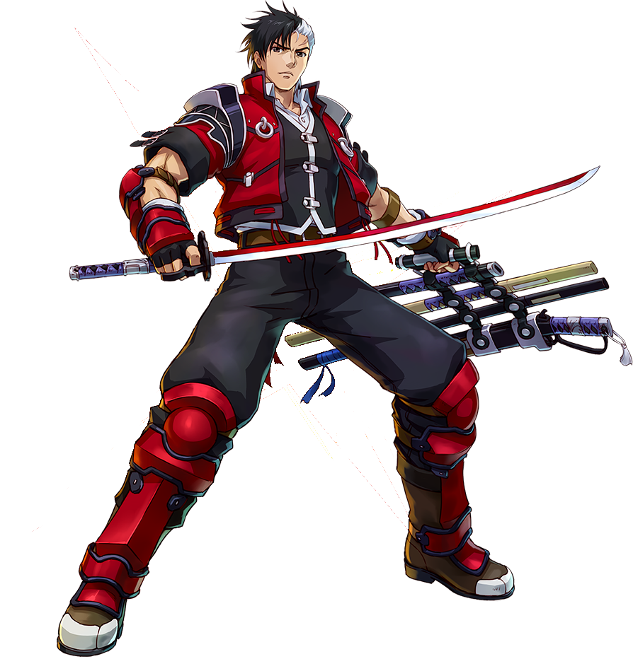 Reiji Arisu | Project X Zone Wiki | FANDOM powered by Wikia
