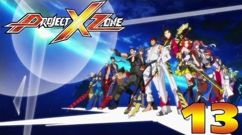 Project X Zone - English Walkthrough Part 13 Chapter 8 The Domain of Dreams 1 2 HD
