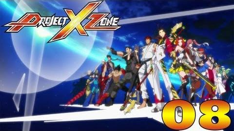 Project X Zone - English Walkthrough Part 8 Chapter 3 The Further Misadventures of Tron Bonne HD