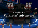 Chapter 13: Valkyries' Adventure