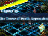 Chapter 26: The Terror of Death Approaches