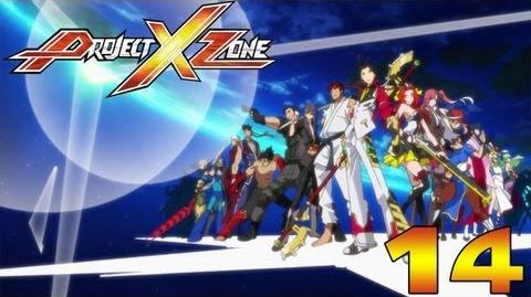 Project X Zone - English Walkthrough Part 14 Chapter 8 The Domain of Dreams 2 2 HD
